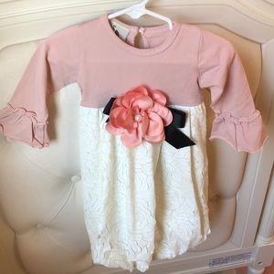 Baby Balooga dress -size 0-3 months